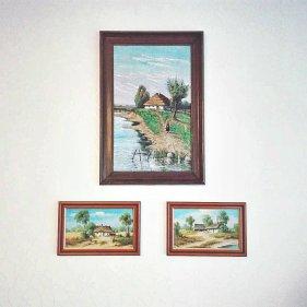 Obrazy przedstawiające Podlasie